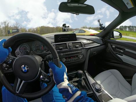 Камерами GoPro можно будет управлять с помощью мультимедийной системы. Фото 1