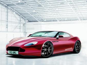 Aston Martin выпустит пять новых моделей за семь лет