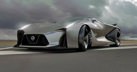 Внешность будущего суперкара выполнят в стиле прототипа для гоночного симулятора