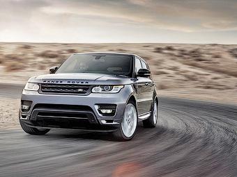 Land Rover построит самый быстрый Range Rover в истории
