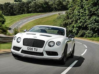 Дебютировал самый быстрый Bentley