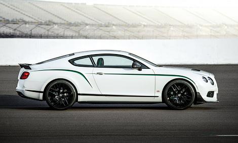 Компания Bentley построила гражданский вариант гоночного купе Continental. Фото 1
