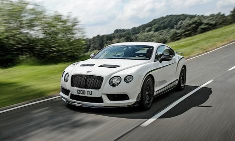 Компания Bentley построила гражданский вариант гоночного купе Continental. Фото 2