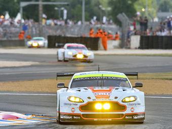 Гоночные Aston Martin оборудуют солнечными батареями