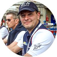 Российские пилоты о том, как продержаться 24 часа в Ле-Мане. Фото 13