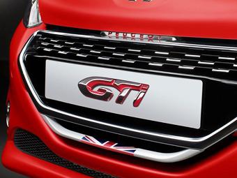 Peugeot 208 GTi получит юбилейную спецверсию