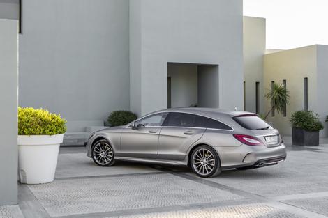 Компания Mercedes-Benz обновила семейство CLS. Фото 1