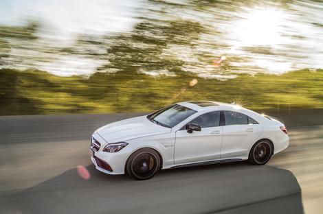 Компания Mercedes-Benz обновила семейство CLS. Фото 2