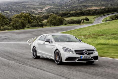 Компания Mercedes-Benz обновила семейство CLS. Фото 3