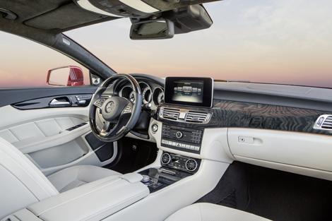 Компания Mercedes-Benz обновила семейство CLS. Фото 4