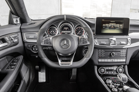 Компания Mercedes-Benz обновила семейство CLS. Фото 5