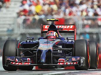 Квят выступит на московском этапе Формулы-Renault