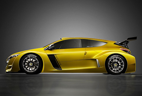 В августе дебютирует новый гоночный автомобиль для монокубка Renault