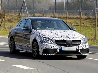 Названа дата премьеры Mercedes-Benz C 63 AMG