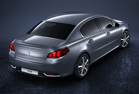 «Пежо» представит в Москве новое семейство Peugeot 508. Фото 3