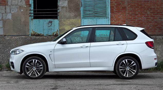 Длительный тест BMW X5 M50d: итоги и стоимость владения
