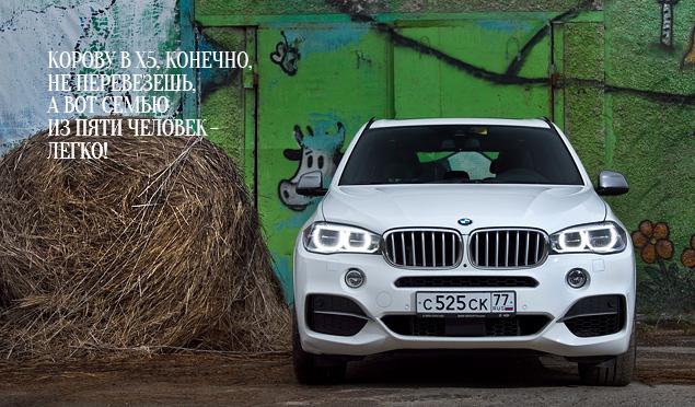 Длительный тест BMW X5 M50d: итоги и стоимость владения. Фото 1