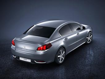 Peugeot заменит 508 двумя моделями