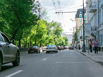 Скорость до 50 километров в час в Москве снизят в 2015 году