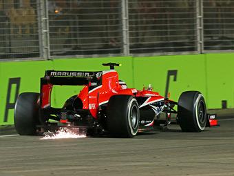 В Формулу-1 вернут искрящиеся болиды