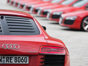 Audi выпустит семейство электрических моделей