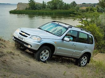 На автосалоне в Москве покажут прототип новой Chevrolet Niva