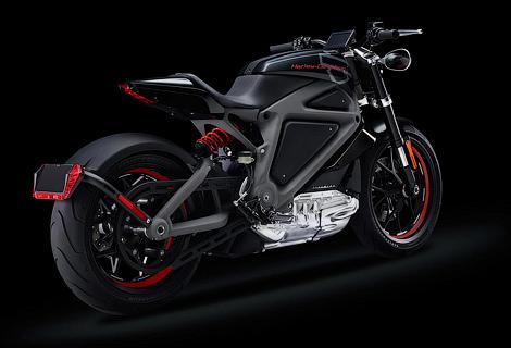 Клиенты марки смогут прокатиться на первом электрическом Harley Davidson