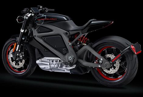 Клиенты марки смогут прокатиться на первом электрическом Harley Davidson. Фото 1