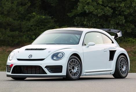 Гоночный Volkswagen Beetle наберет «сотню» за 2,1 секунды. Фото 1