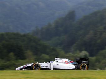 Фелипе Масса выиграл квалификацию Гран-при Австрии