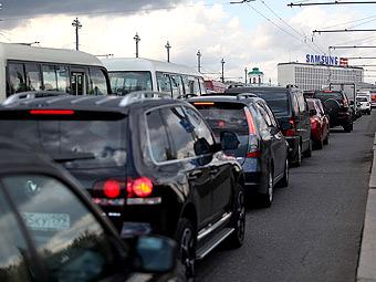 Москвичам предложат новую систему оповещения о пробках