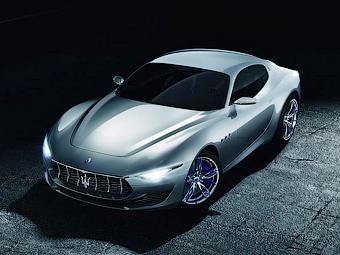 Купе Maserati Alfieri будет неотличимо от концепта