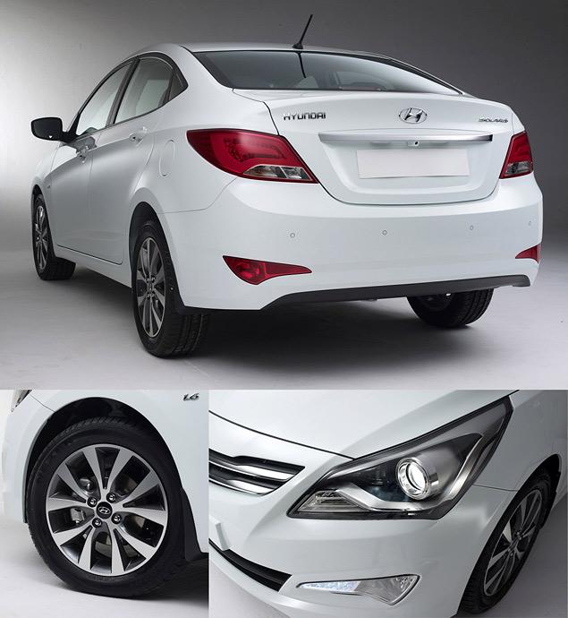 Мини-тест обновленного Hyundai Solaris российской сборки
