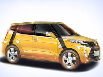 Toyota выпустит «мини-RAV4»