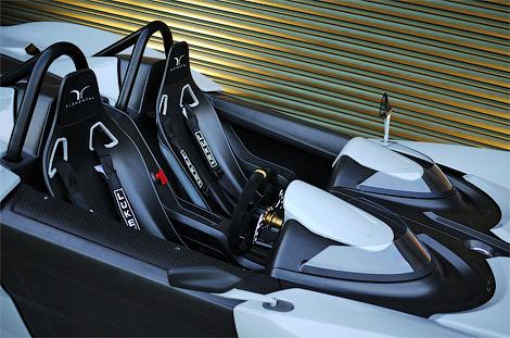 Фирма Elemental рассекретила трековый спорткар для обычных дорог