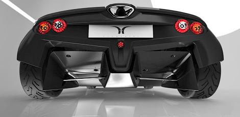 Фирма Elemental рассекретила трековый спорткар для обычных дорог. Фото 3