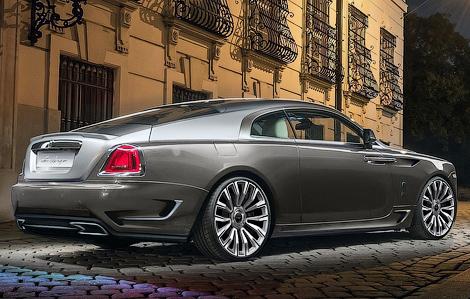 Одним из проектов новой фирмы станет превращение купе Bentley в универсал. Фото 2