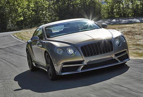 Одним из проектов новой фирмы станет превращение купе Bentley в универсал. Фото 3