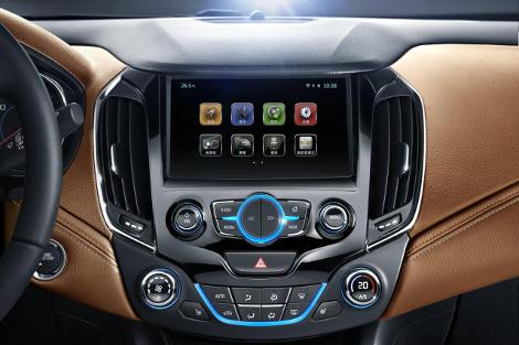 Chevrolet Сruze следующего поколения появится в продаже в 2016 году