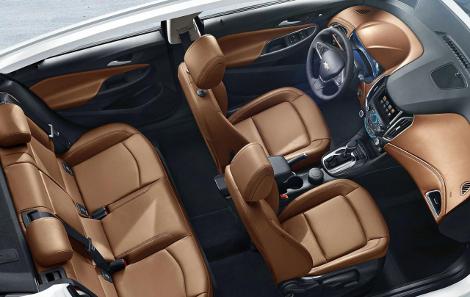 Chevrolet Сruze следующего поколения появится в продаже в 2016 году. Фото 1