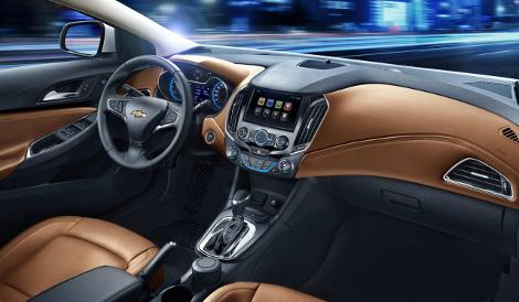 Chevrolet Сruze следующего поколения появится в продаже в 2016 году. Фото 2