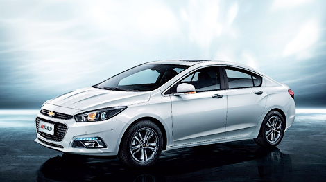 Chevrolet Сruze следующего поколения появится в продаже в 2016 году. Фото 3