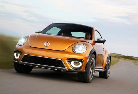Компания опубликовала новые фотографии хэтчбека Beetle Dune. Фото 1