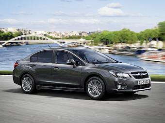 """Subaru оставит Россию без """"Импрезы"""""""