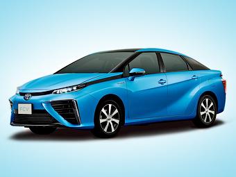 «Тойота» определилась с дизайном серийной водородной модели