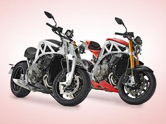 Производитель трековых спорткаров Ariel занялся мотоциклами