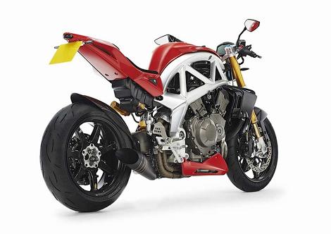 Британская компания будет выпускать мотоциклы с мотором Honda. Фото 3