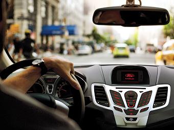 Автомобили Ford научатся не пускать за руль посторонних