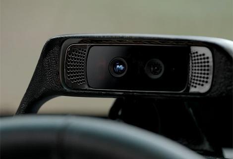 Ford и Intel начали тестирование системы распознавания водителя. Фото 1