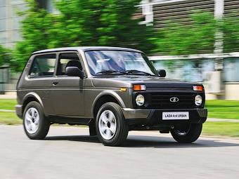 Появились фотографии «городской» Lada 4x4